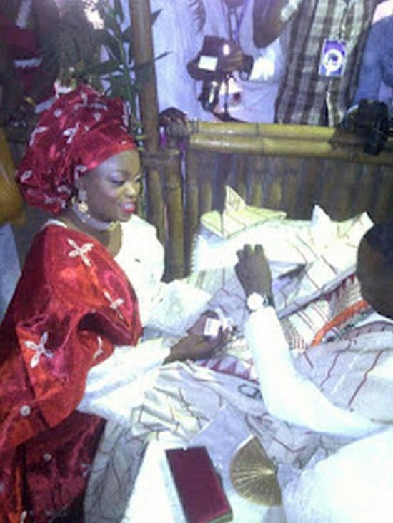 Funke Akindele Weds 5 Celebrity Weddings: (Pictures) Funke Akindele Weds!