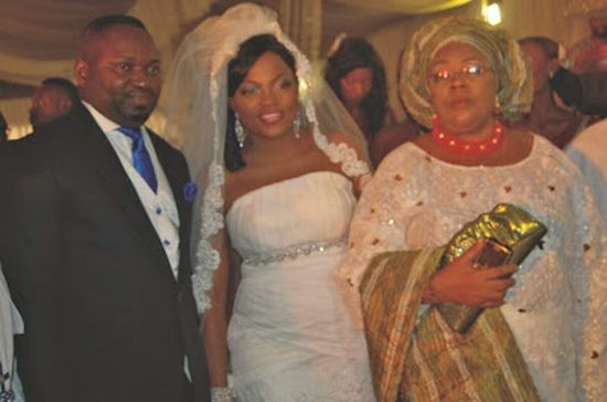 Funke Akindele Weds 9 Celebrity Weddings: (Pictures) Funke Akindele Weds!