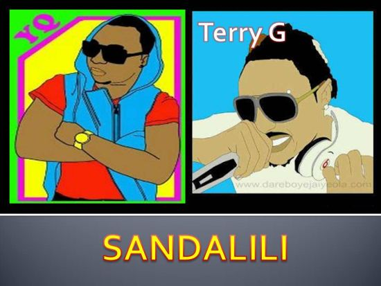 Sandalili by YQ ft Terry G