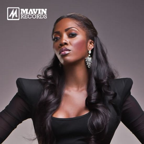 Tiwa Savage New Face of Pepsi