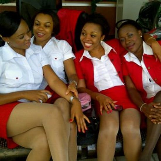 Dana Cabin Crew Air Hostesses