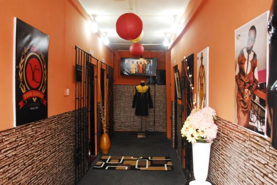 A section of Yomi Casuals Showroom Yomi Casual Opens Celeb Styled Showroom (Pictures)