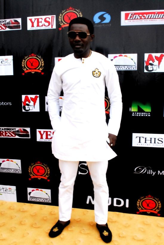 AY Yomi Casual Opens Celeb Styled Showroom (Pictures)