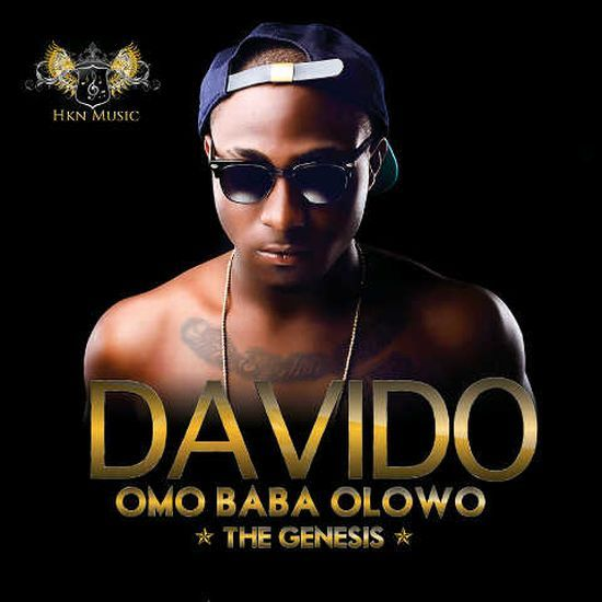 Davido Overseas Art Cover