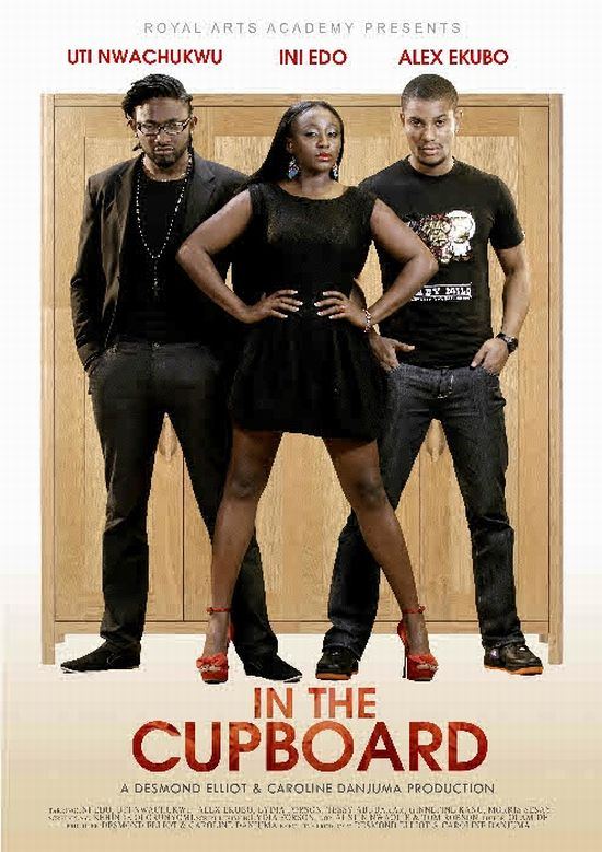 In the Cupboard by Desmond Elliot and Caroline Danjuma