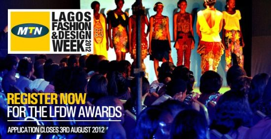 MTN Lagos Fashion and Design Week Awards 2012