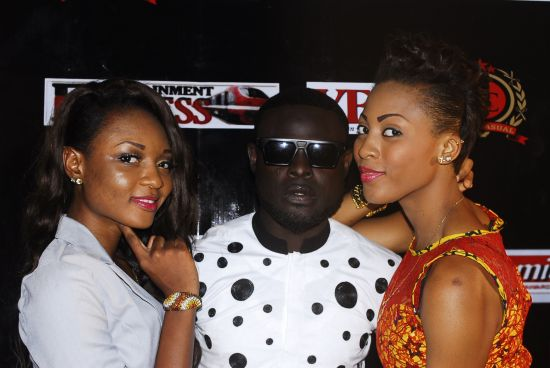 Yomi Casual and some models Yomi Casual Opens Celeb Styled Showroom (Pictures)
