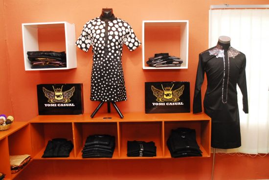 desgins Yomi Casual Opens Celeb Styled Showroom (Pictures)