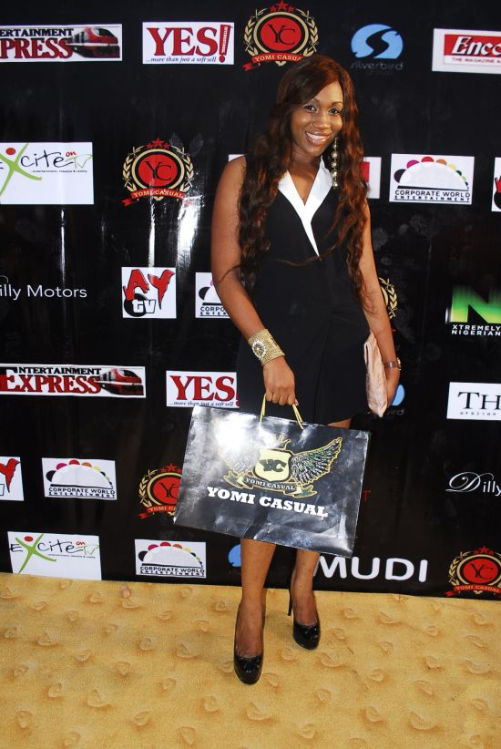ebube Yomi Casual Opens Celeb Styled Showroom (Pictures)