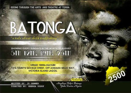 Batonga The Tale of Child Trafficking