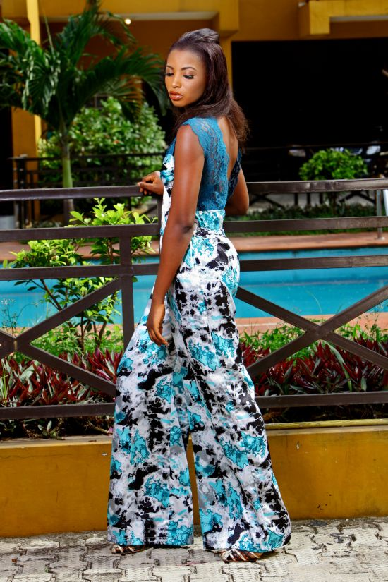Isi Atagamen 1 (Pictures) Designer Isi Atagamen Unveils IAFL Latest Collection Titled Athena