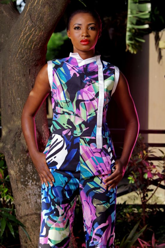 Isi Atagamen 3 (Pictures) Designer Isi Atagamen Unveils IAFL Latest Collection Titled Athena