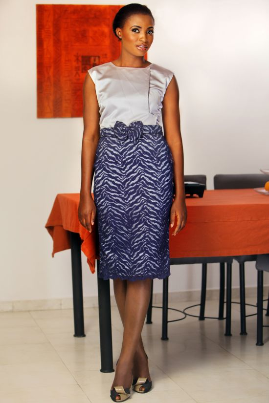Isi Atagamen 5 (Pictures) Designer Isi Atagamen Unveils IAFL Latest Collection Titled Athena