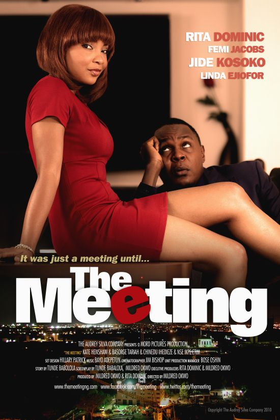 The Meeting Nollywood Movie