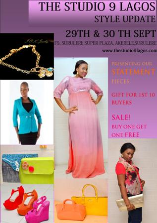 Studio 9 Fashion Sale