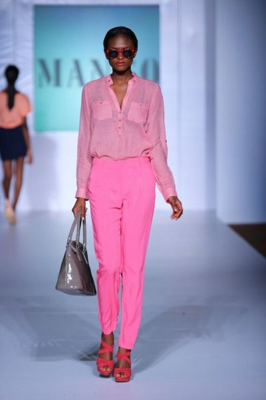MTN Lagos Fashion & Design Week Spring Summer 2013 Mango 6