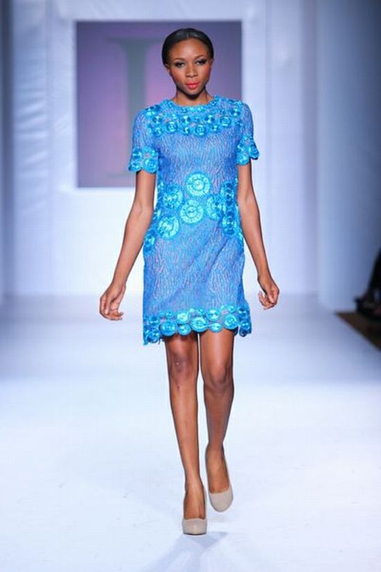 MTN Lagos Fashion and Design Week 2012 Lanre Da Silva Ajayi 10 MTN Lagos Fashion & Design Week Spring/Summer 2013: Lanre Da Silva Ajayi #LFDW