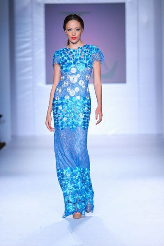 MTN Lagos Fashion and Design Week 2012 Lanre Da Silva Ajayi 11 MTN Lagos Fashion & Design Week Spring/Summer 2013: Lanre Da Silva Ajayi #LFDW