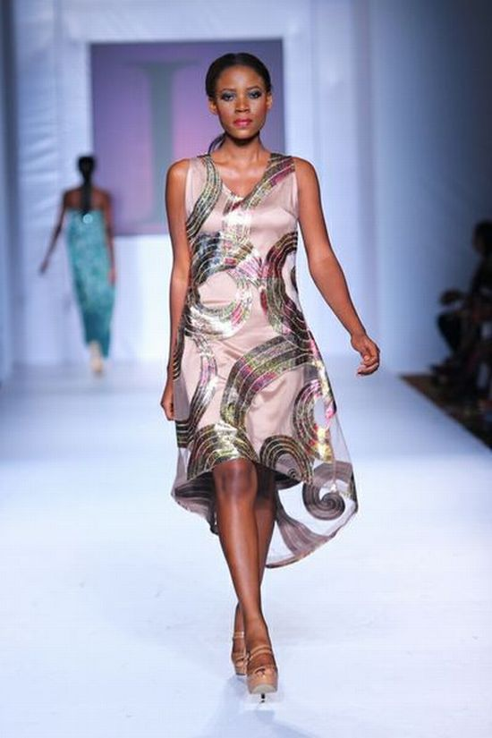 MTN Lagos Fashion and Design Week 2012 Lanre Da Silva Ajayi 13 MTN Lagos Fashion & Design Week Spring/Summer 2013: Lanre Da Silva Ajayi #LFDW