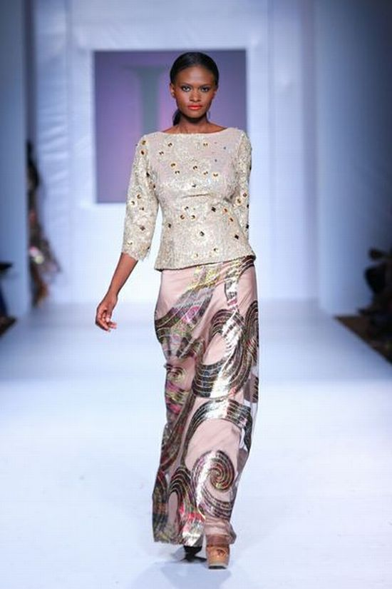 MTN Lagos Fashion and Design Week 2012 Lanre Da Silva Ajayi 14 MTN Lagos Fashion & Design Week Spring/Summer 2013: Lanre Da Silva Ajayi #LFDW