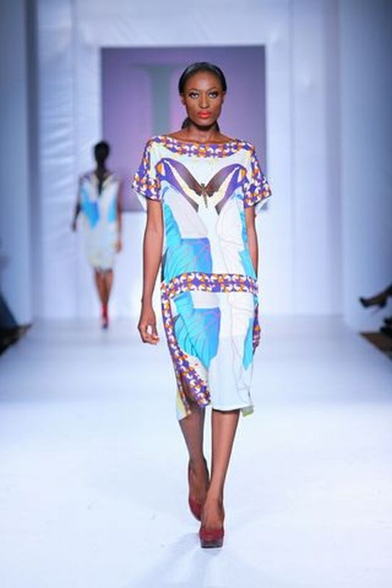 MTN Lagos Fashion and Design Week 2012 Lanre Da Silva Ajayi 2 MTN Lagos Fashion & Design Week Spring/Summer 2013: Lanre Da Silva Ajayi #LFDW