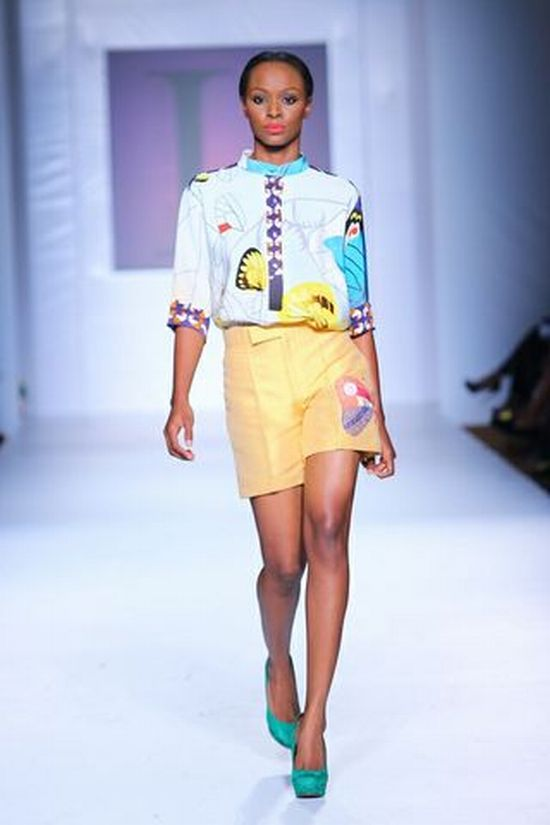 MTN Lagos Fashion and Design Week 2012 Lanre Da Silva Ajayi 4 MTN Lagos Fashion & Design Week Spring/Summer 2013: Lanre Da Silva Ajayi #LFDW