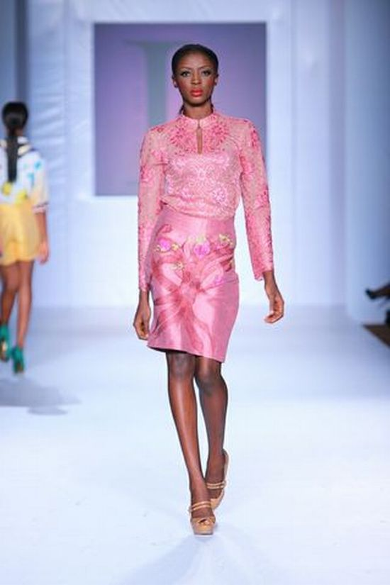 MTN Lagos Fashion and Design Week 2012 Lanre Da Silva Ajayi 5 MTN Lagos Fashion & Design Week Spring/Summer 2013: Lanre Da Silva Ajayi #LFDW