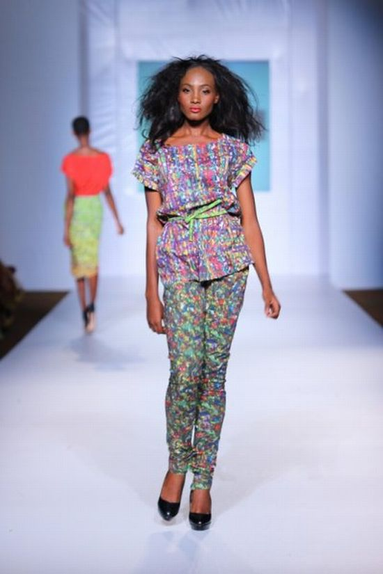 MTN Lagos Fashion and Design Week Ituen Basi 161 MTN Lagos Fashion & Design Week Spring/Summer 2013: Ituen Basi, in a League of her Own #LFDW