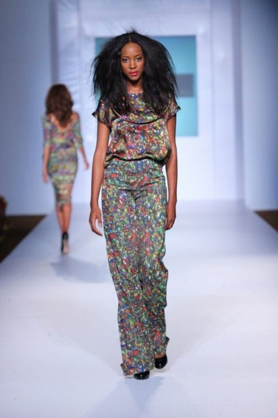 MTN Lagos Fashion and Design Week Ituen Basi 181 MTN Lagos Fashion & Design Week Spring/Summer 2013: Ituen Basi, in a League of her Own #LFDW