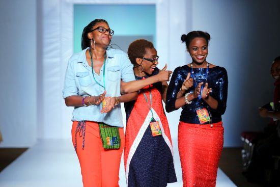MTN Lagos Fashion and Design Week Ituen Basi 24 MTN Lagos Fashion & Design Week Spring/Summer 2013: Ituen Basi, in a League of her Own #LFDW