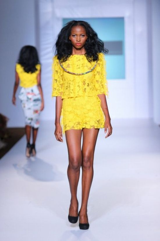 MTN Lagos Fashion and Design Week Ituen Basi 71 MTN Lagos Fashion & Design Week Spring/Summer 2013: Ituen Basi, in a League of her Own #LFDW