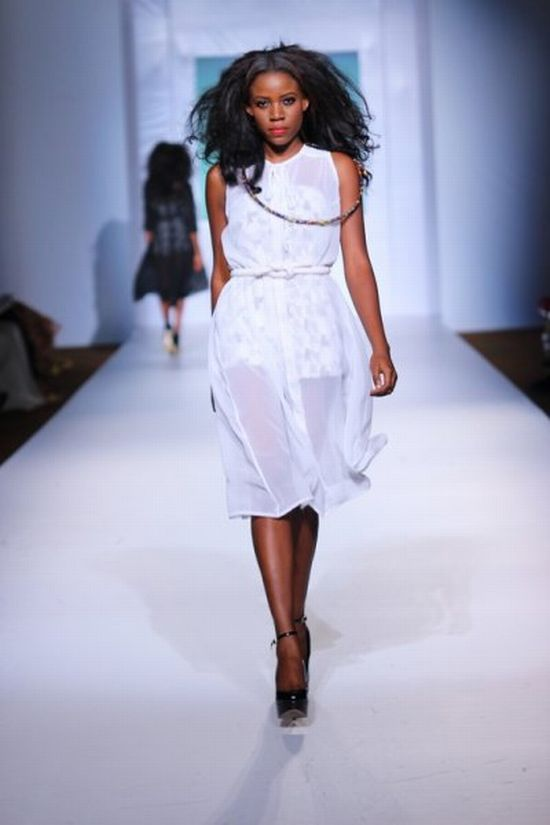 MTN Lagos Fashion and Design Week Ituen Basi 9 MTN Lagos Fashion & Design Week Spring/Summer 2013: Ituen Basi, in a League of her Own #LFDW