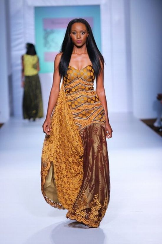 MTN Lagos Fashion and Design Week SpringSummer 2013 House of Marie 9