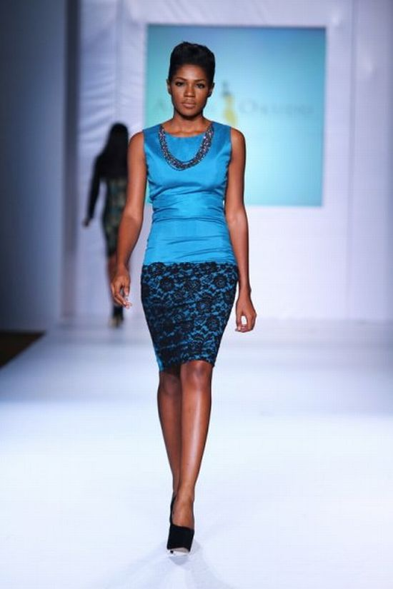 MTN Lagos Fashion Design Week Akpos Akudu 3 MTN Lagos Fashion & Design Week Spring/Summer 2013: Akpos Okudu #LFDW