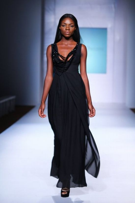MTN Lagos Fashion Design Week Akpos Akudu 5 MTN Lagos Fashion & Design Week Spring/Summer 2013: Akpos Okudu #LFDW