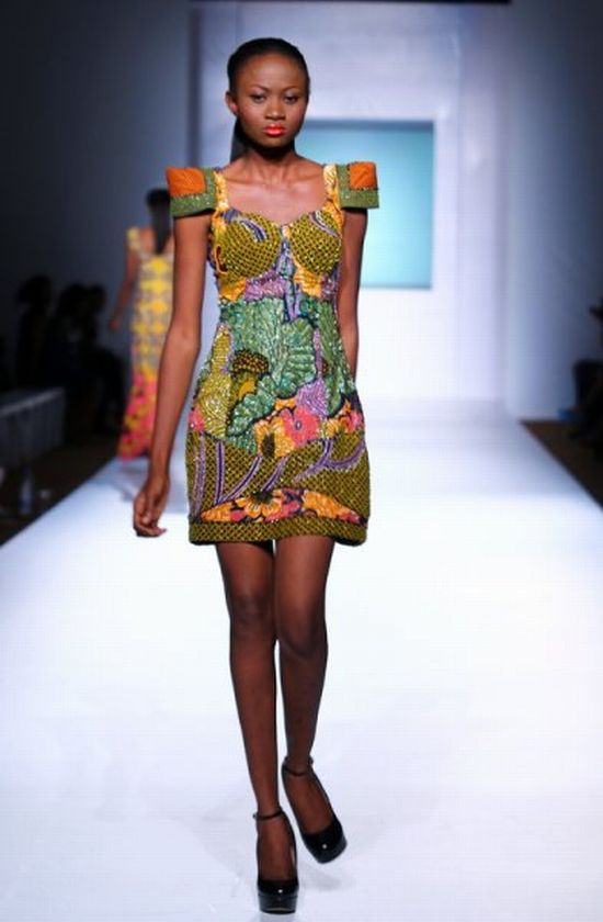 MTN Lagos Fashion and Design Week Iconic Invanity 1 MTN Lagos Fashion & Design Week Spring/Summer 2013: Iconic Invanity, Nigerian Design Label to Watch #LFDW