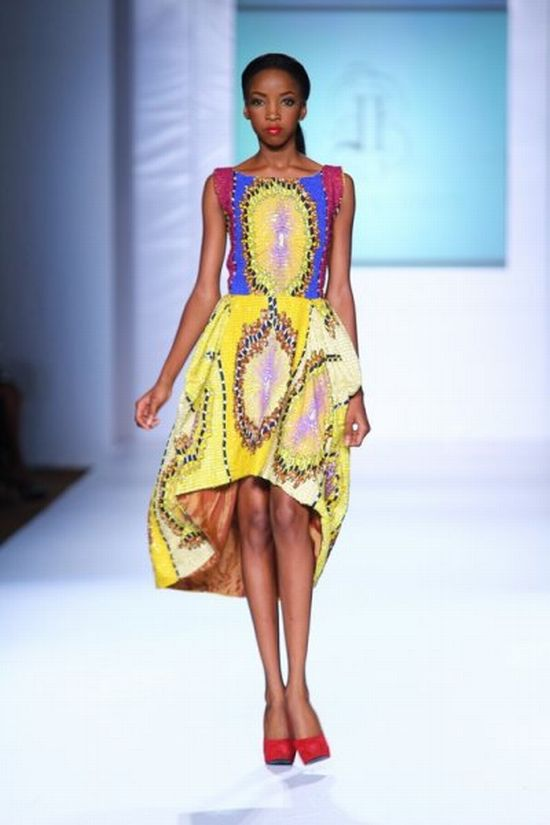 MTN Lagos Fashion and Design Week Iconic Invanity 2 MTN Lagos Fashion & Design Week Spring/Summer 2013: Iconic Invanity, Nigerian Design Label to Watch #LFDW
