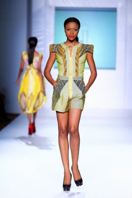 MTN Lagos Fashion and Design Week Iconic Invanity 3 MTN Lagos Fashion & Design Week Spring/Summer 2013: Iconic Invanity, Nigerian Design Label to Watch #LFDW