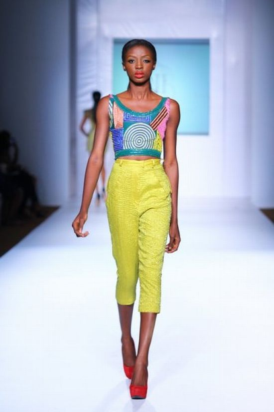MTN Lagos Fashion and Design Week Iconic Invanity 4 MTN Lagos Fashion & Design Week Spring/Summer 2013: Iconic Invanity, Nigerian Design Label to Watch #LFDW