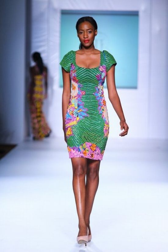 MTN Lagos Fashion and Design Week Iconic Invanity 6 MTN Lagos Fashion & Design Week Spring/Summer 2013: Iconic Invanity, Nigerian Design Label to Watch #LFDW