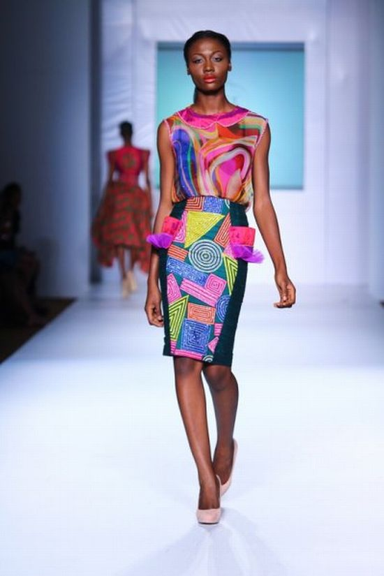 MTN Lagos Fashion and Design Week Iconic Invanity 8 MTN Lagos Fashion & Design Week Spring/Summer 2013: Iconic Invanity, Nigerian Design Label to Watch #LFDW