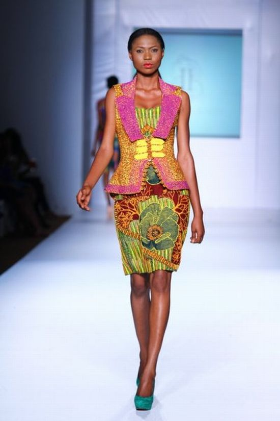 MTN Lagos Fashion and Design Week Iconic Invanity 9 MTN Lagos Fashion & Design Week Spring/Summer 2013: Iconic Invanity, Nigerian Design Label to Watch #LFDW