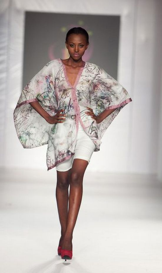 MTN Lagos Fashion and Design Week Kiki Kamanu 10 MTN Lagos Fashion & Design Week Spring/Summer 2013: Kiki Kamanu, Delivers Something Different #LFDW