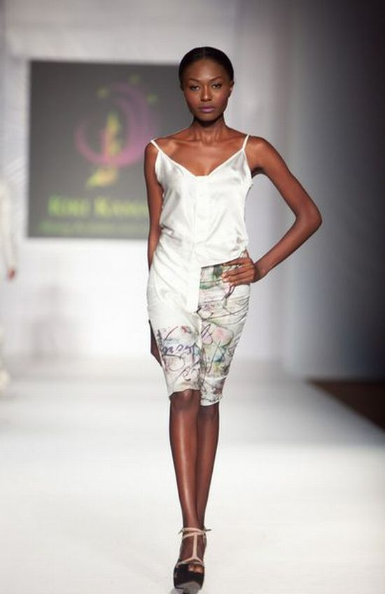MTN Lagos Fashion and Design Week Kiki Kamanu 2 MTN Lagos Fashion & Design Week Spring/Summer 2013: Kiki Kamanu, Delivers Something Different #LFDW