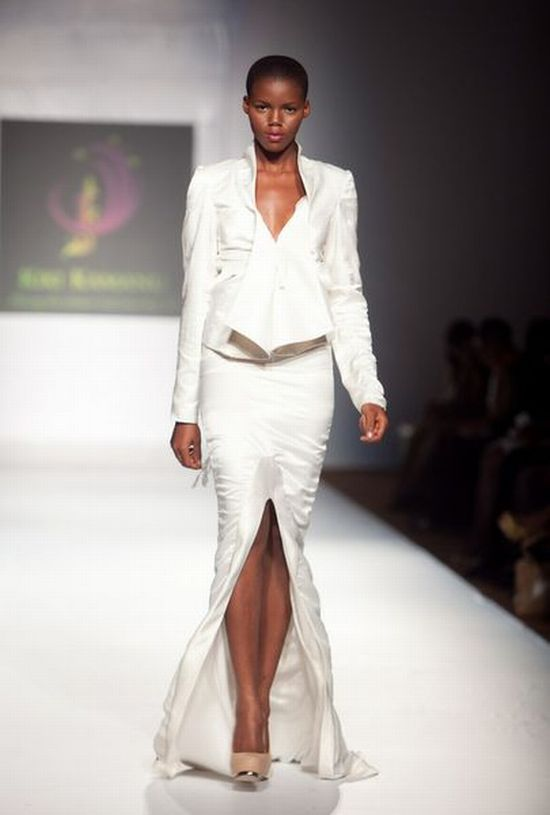 MTN Lagos Fashion and Design Week Kiki Kamanu 4 MTN Lagos Fashion & Design Week Spring/Summer 2013: Kiki Kamanu, Delivers Something Different #LFDW