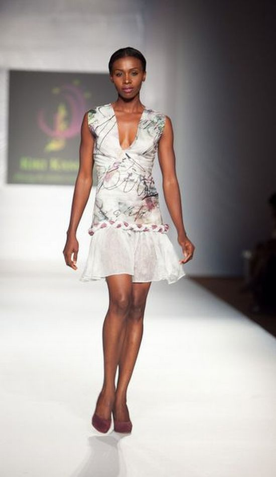 MTN Lagos Fashion and Design Week Kiki Kamanu 9 MTN Lagos Fashion & Design Week Spring/Summer 2013: Kiki Kamanu, Delivers Something Different #LFDW