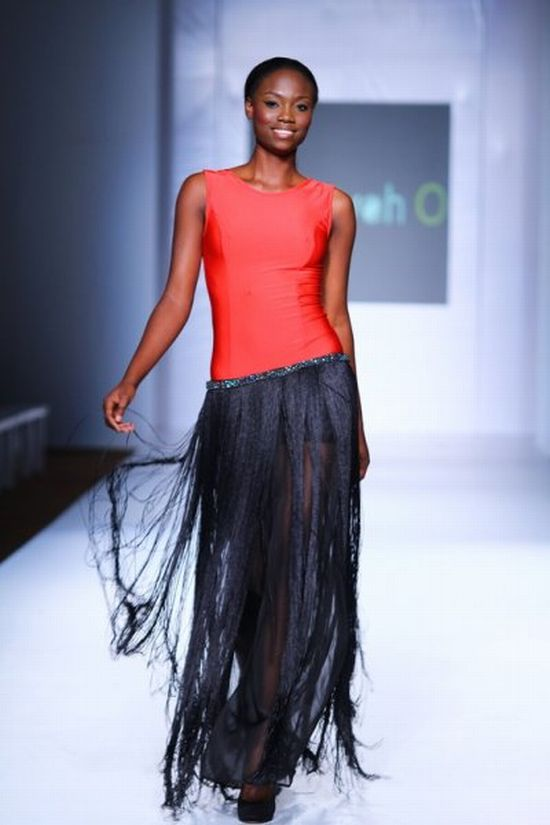 MTN Lagos Fashion and Design Week Marayah O 2 MTN Lagos Fashion & Design Week Spring/Summer 2013: Marayah O