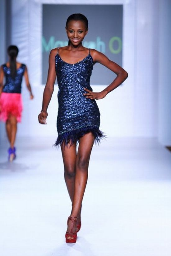 MTN Lagos Fashion and Design Week Marayah O 3 MTN Lagos Fashion & Design Week Spring/Summer 2013: Marayah O