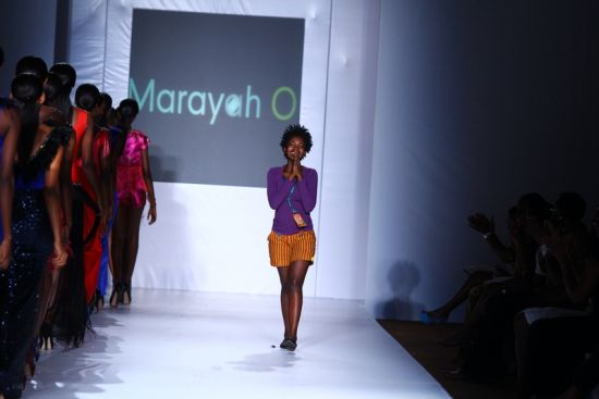 MTN Lagos Fashion and Design Week Marayah O 5 MTN Lagos Fashion & Design Week Spring/Summer 2013: Marayah O