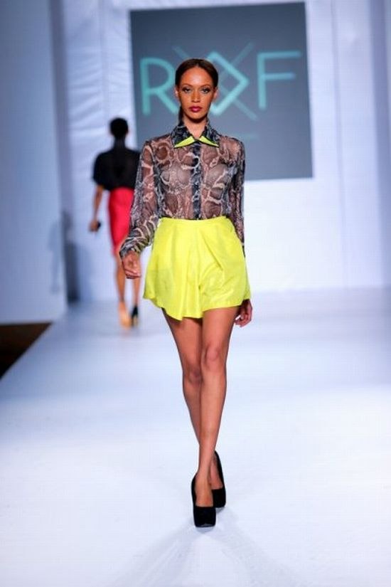 MTN Lagos Fashion and Design Week Republic of Foreigner 4 MTN Lagos Fashion & Design Week Spring/Summer 2013: Republic of Foreigner #LFDW